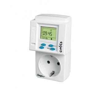 Бытовой цифровой таймер сутки/неделя ORBIS TEMPO+-6453505