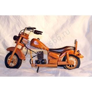 Сувенир из дерева мотоцикл-873769