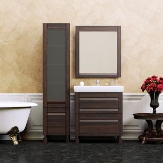 Мебель Opadiris Лаварро 80 см для ванной комнаты