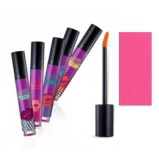 VOV - Устойчивый лаковый блеск-помада VOV 20's Factory Enamel lip lacquer 2