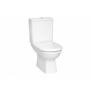 Комплект унитаза с бачком, механизмом смыва и сиденьем с металлическими петлями VitrA Form 300-6650854