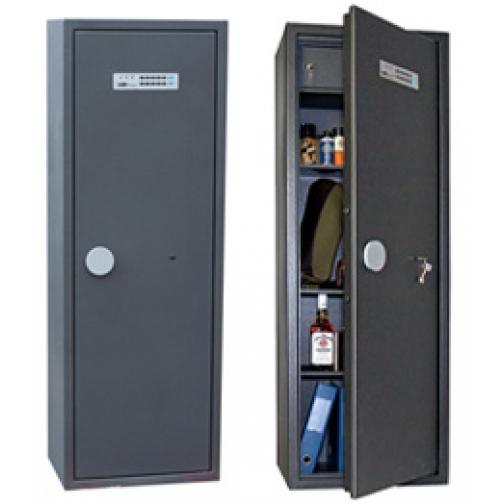 Оружейный сейф Safetronics IVETA P EM/K3-6814575