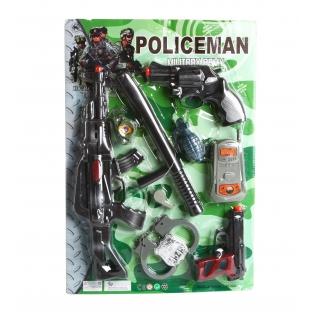 Набор полицейского Policeman Military Army Shenzhen Toys-37720669