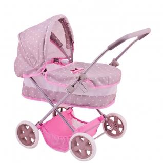 Классическая коляска для кукол Bambolina Boutique Dimian-37709149