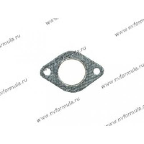 Прокладка глушителя Волга 24-1203131 под гусак с кольцом металлоасбест-427448