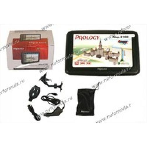 Навигатор GPS PROLOGY iMAP-4100 4,3 Навител-429937