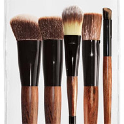 Профессиональные кисти для макияжа - Набор JEANS из 5 кистей для коррекции 5-04-2147860