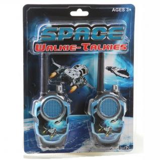 Шпионский набор Space Walkie Talkies - Рации-37740531