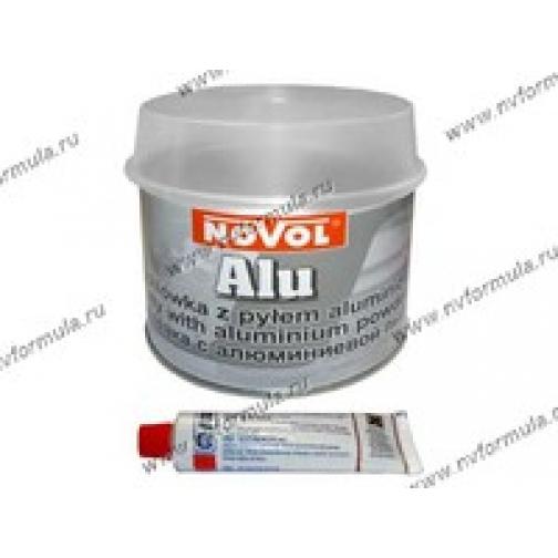 Шпатлевка NOVOL с алюминием 0,25 кг-418502