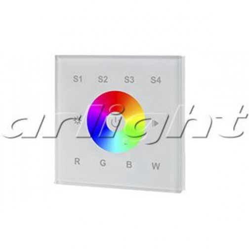 Arlight Панель Sens SR-2300TR-DT8-G1-IN White (DALI, RGBW) 9052883