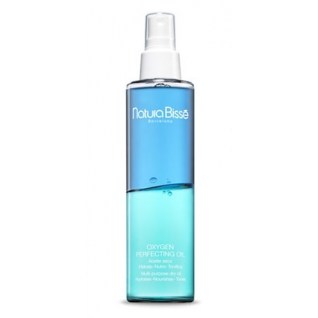 Natura Bisse OXYGEN PERFECTING OIL - Двухфазное увлажняющее сухое масло для тела и волос