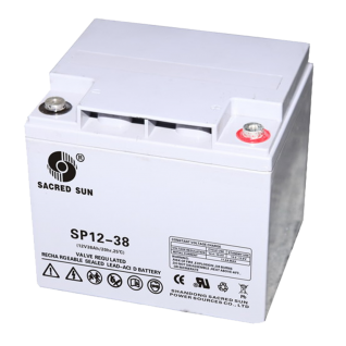 Аккумуляторная батарея Sacred Sun АКБ 38-10