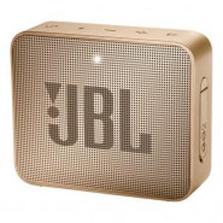 Акустическая система JBL GO 2 CHAMPAGNE(JBLGO2CHAMPAGNE)