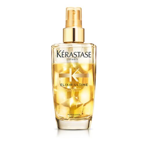 Kerastase Huile Cheveux Fins - Масло-дымка с эффектом объема для тонких волос-4942937