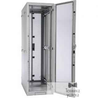 Цмо ЦМО! Шкаф серверный напольный 42U (800х1000) дверь перфорированная 2 шт. (ШТК-С-42.8.10-44АА) (3 коробки)-7238756