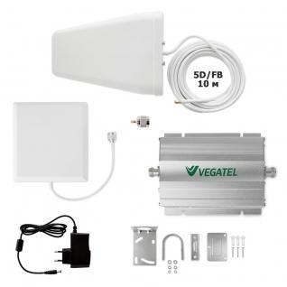Усилитель сотовой связи VEGATEL VT-900E/1800-kit (дом) VEGATEL-9251885
