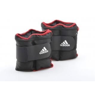 Adidas Утяжелители на запястья/лодыжки Adidas, (2шт х 1кг) ADWT-12229
