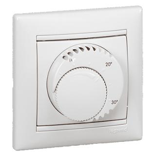 LEGRAND Терморегулятор Legrand Valena для теплого пола (белый) 770091-5076536