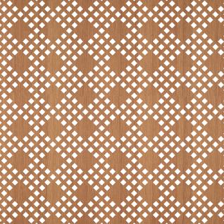 Декоративная решетка Presko Рондо 60х60-6768381