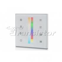 Arlight Панель Sens SR-2830C-AC-RF-IN White (220V,RGB+CCT,4зоны)