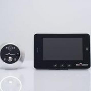 Видеоглазок в дверь с записью на SD карту, звонкоми датчиком движения PST-4,3DM-5006172