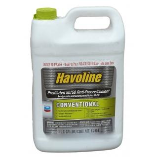 Антифриз CHEVRON HAVOLINE AF/C B 50/50 3.785л-5920631