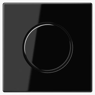 Крышка Jung LS1940SW роторных диммеров (спутников, потенциометров) черная пластик-38097923