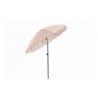 Зонт 1.8 м с поворотом бежевый-9319999