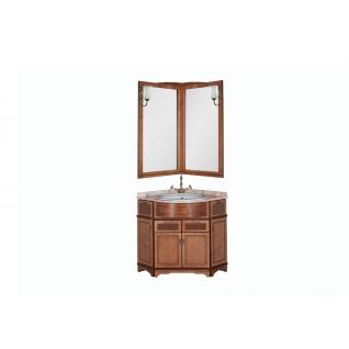 Комплект мебели угловой для ванной Aquanet 00167689-11491467