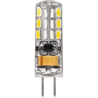 Светодиодная лампа Feron LB-420 (2W) 12V G4 6400K-8164391