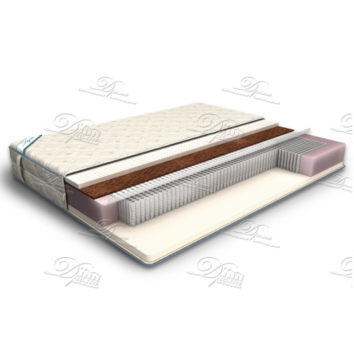 матрас дрема микропакет мидл мемори-6692714