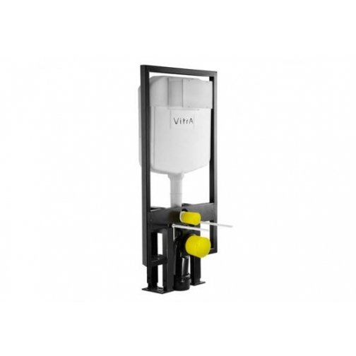 Инсталляция для подвесного унитаза VITRA 740-4800-01, усиленное крепление-6759870