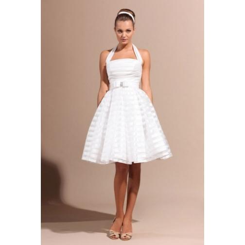 Платье свадебное Короткие свадебные платья⇨Айна-661973