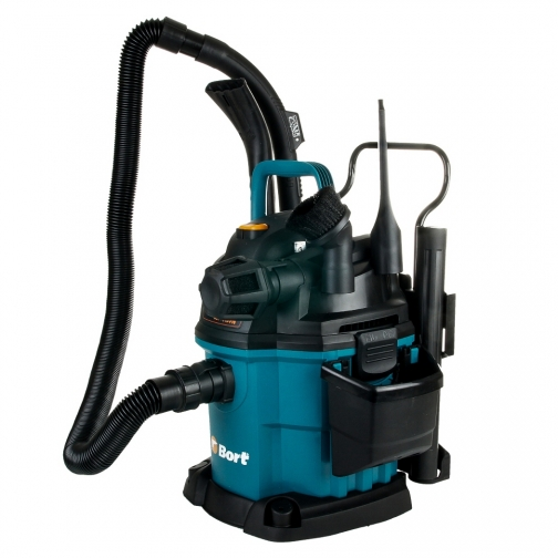 Пылесос для сухой и влажной уборки Bort BSS-1518-Pro-6768787