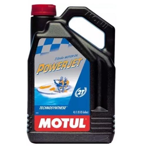 Масло полусинтетическое Motul Powerjet 2T (4л) (105873 / 106605)-5944488