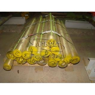 Бронзовые прутки БрАЖМц10-3-1.5