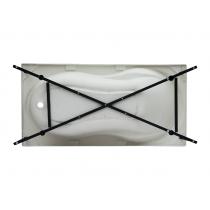 Каркас сварной для акриловой ванны Aquanet Izabella 00169197