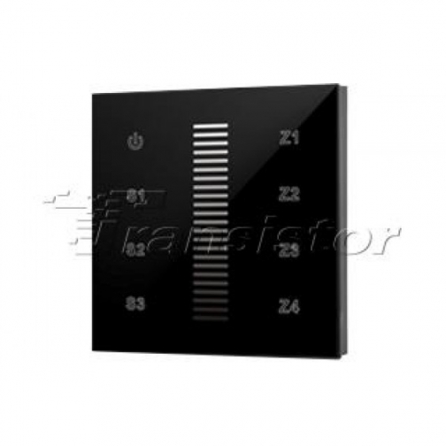 Arlight Панель SR-2300TS-IN Black (DALI, DIM) 2019824 3