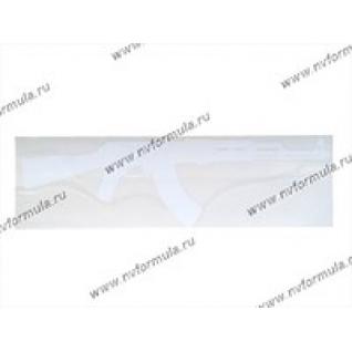Наклейка Калашников 7х19,5см белая-431559