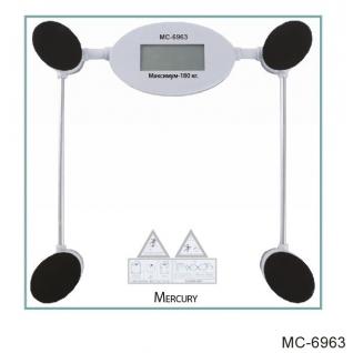 Электронные напольные весы Mercury-37774451