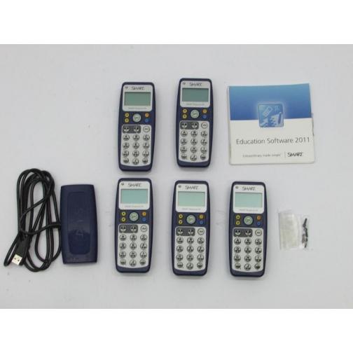 система голосования SMART Response PE Presentation Kit-5536439
