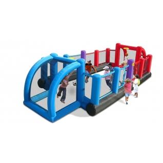 HAPPY HOP Детский надувной спортивный комплекс HAPPY HOP 9072N-5754770