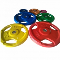 PX-Sport Диск обрезиненный PX-Sport D 51, 10 кг WP012-10