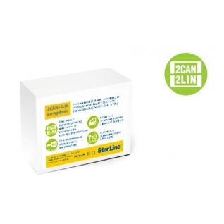 Интерфейс StarLine 2CAN+2LIN-Мастер StarLine-6831625