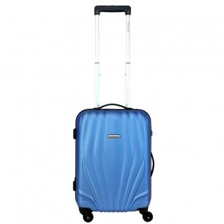 Cavalet Чемодан пластиковый Cavalet 844-50-75 синий-5079101