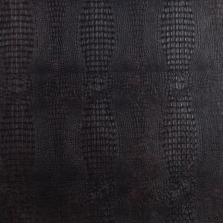 Кожаные панели 2D ЭЛЕГАНТ Crocodile (коричневый) основание ХДФ, 1200*1350 мм, на самоклейке-6768630