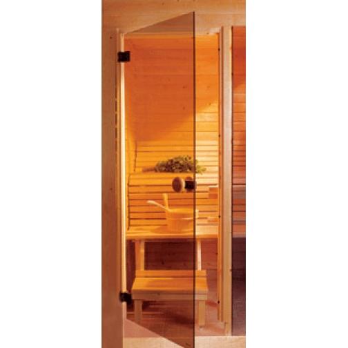 Дверь стеклянная для сауны 700х1900-5739716